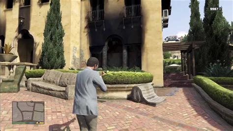 GTA 5: Halloween Special Secret Location of the Haunted