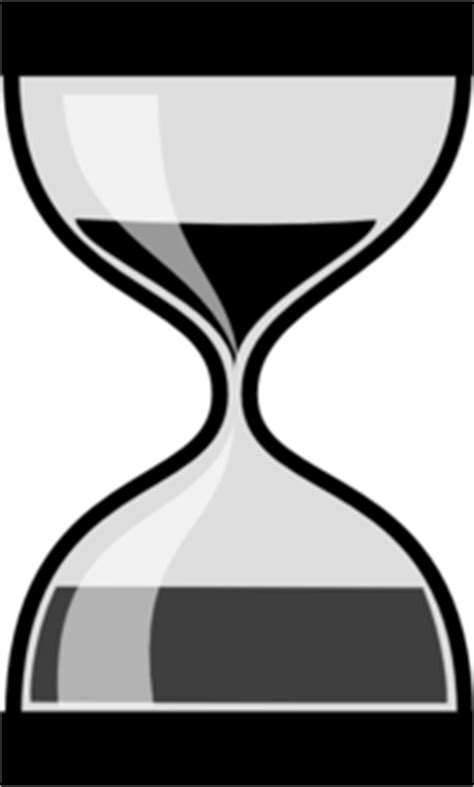Timer Black And White Clip Art at Clker