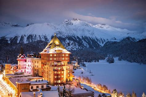 Best things to do and see in St Moritz, Switzerland