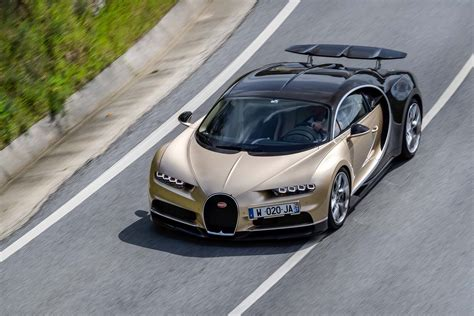 2017 Bugatti Chiron first drive review: the king of the