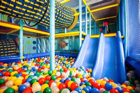 5 of the best indoor soft play centres in the Sunderland