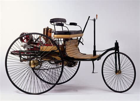 Carl Benz's patent application 130 years ago - Classic Blog