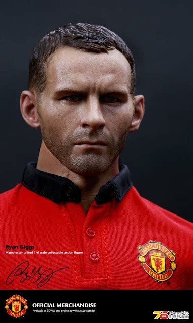 toyhaven: ZCWO 1/6 scale Manchester United Series Wayne