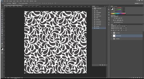 How can I create a realistic 3D texture in Photoshop or