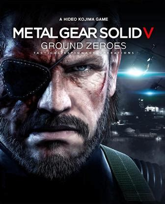 Metal Gear Solid V: Ground Zeroes – Wikipédia, a