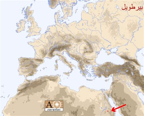 Europe Atlas: the Special Territories of Europe and