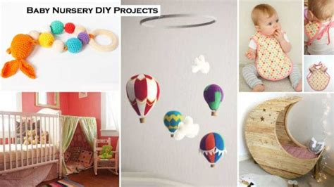 Getting ready for a baby: 22 DIY projects to craft for