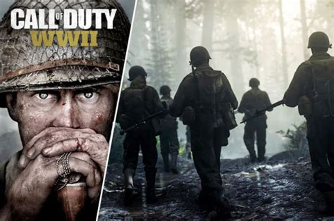 Call of Duty WW2 release date, trailer and gameplay reveal