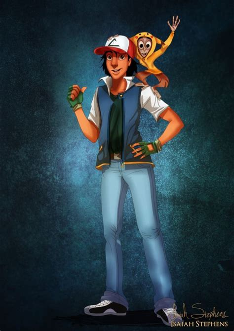 Disney Male Characters Dress Up in Halloween Costumes