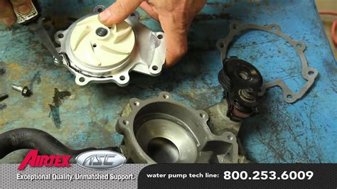 How to Install a Water Pump - Mazda 3