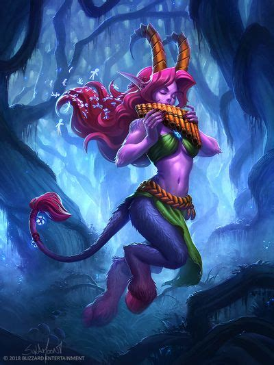 Witchwood Piper - Hearthstone Wiki