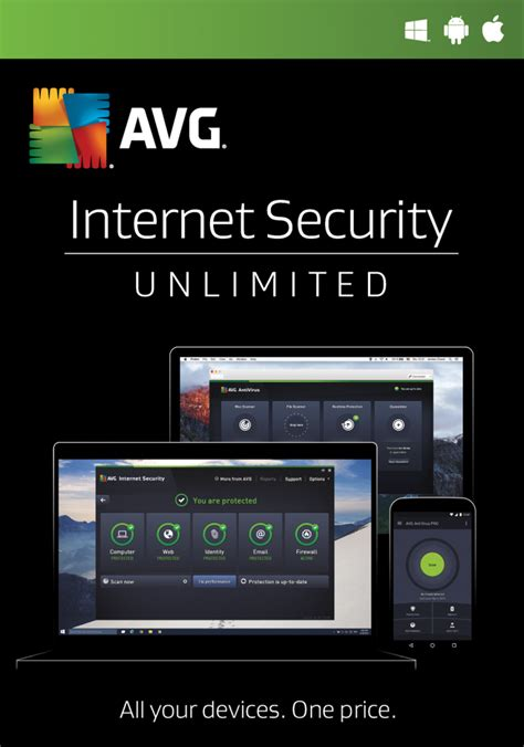 Download FREE 1 Year AVG Internet Security 2019 Activation