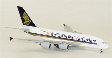 1:400 Airbus A380-841, Singapore Airlines, 2000s Colors