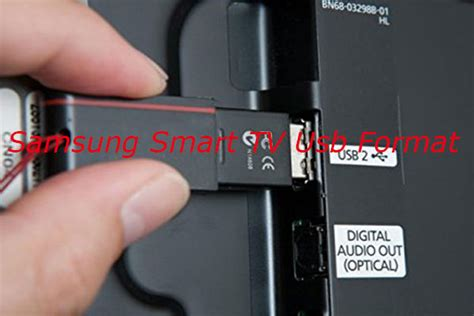 How to Format USB Flash drive for Samsung Smart TV Easily