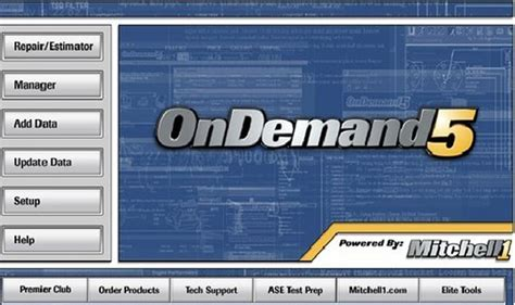 How to install Mitchell OnDemand5 v5