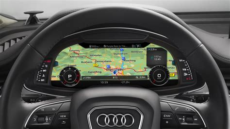 2016 Audi Q7 will arrive with a refined MMI, virtual