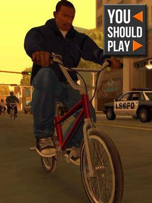 Want to experience actual grand theft auto? Play GTA: San