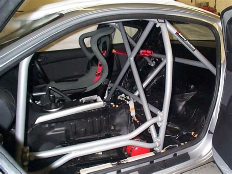 Mazda RX8 SE3P 6 Point Bolt-in Roll Cage   Safety Devices