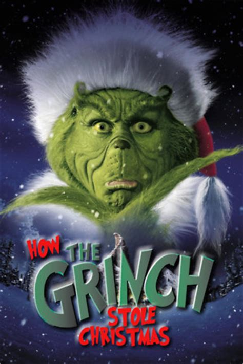 How the Grinch Stole Christmas DVD Release Date October 7