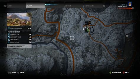 Ghost Recon Wildlands How to get the Vector location with