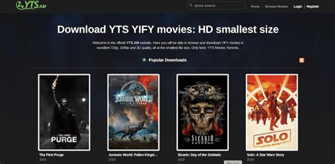 Best Yify Torrent Alternatives: Other Torrent Sites and