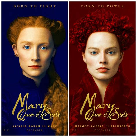 The Mary, Queen of Scots Trailer Is Here - Go Fug Yourself