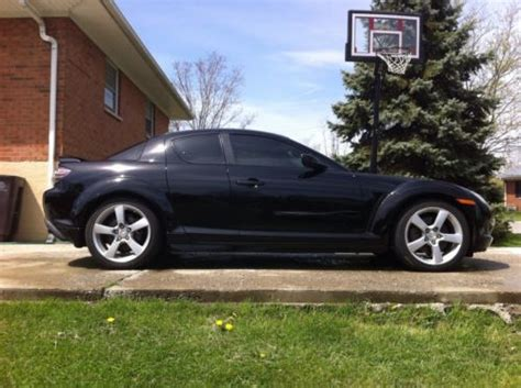 Sell used 2007 Mazda RX8 touring addition black automatic