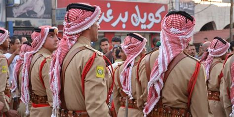 Jordan Holds Mass Military Drill Preparing for War with