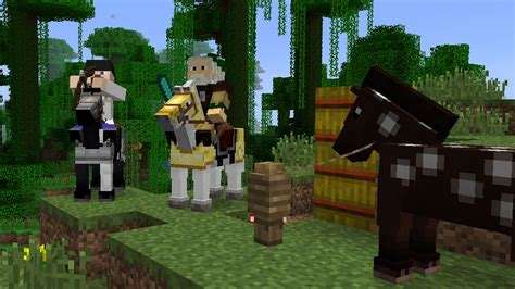 Minecraft 'Horse Update' enters pre-release, officially