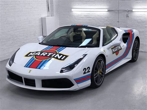Ferrari Wrap Examples - The Vehicle Wrapping Centre