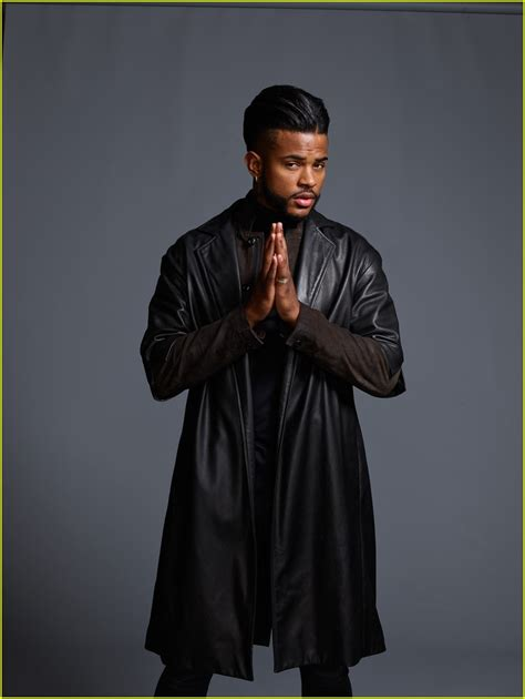 Get to Know 'Superfly' Star Trevor Jackson with These 10