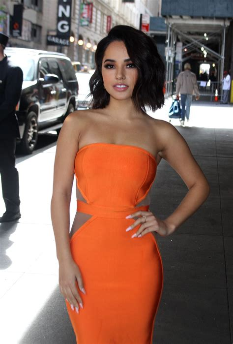 Becky g taille