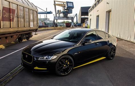 Arden Get Angry With The Jaguar XE