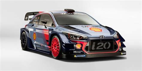 Here's Hyundai's 2017 i30 Rally Racer, Out for Citroën Blood
