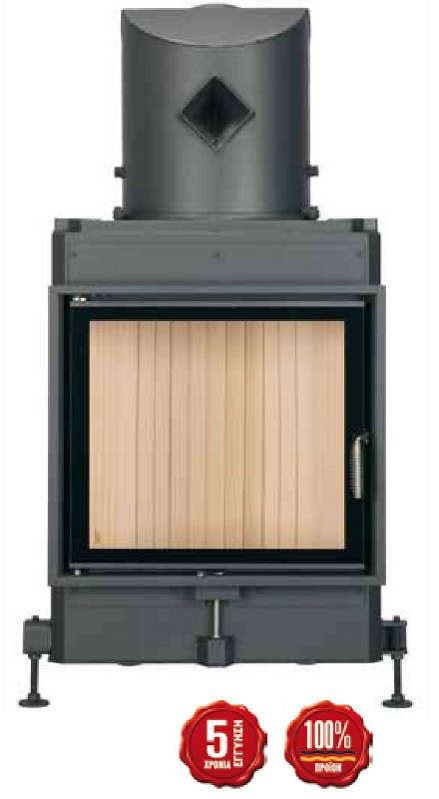 BRUNNER Company - Steel Energy-Efficient Fireplaces