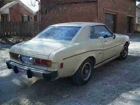 Sell used 1977 Toyota Celica GT coupe in Hamilton