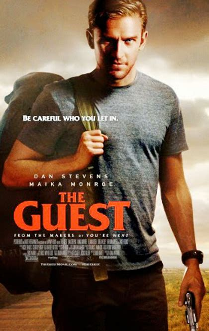 The Guest (2014) - MYmovies