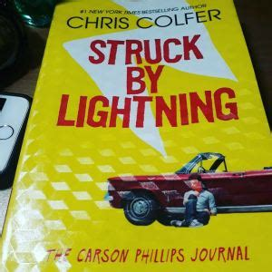 Book Review: Struck By Lightning: The Carson Phillips