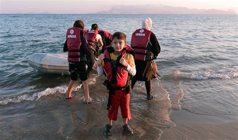 How social media transformed the image of a drowned Syrian