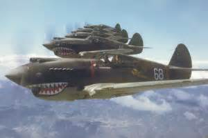 Curtiss P-40 Warhawk: One of WW II's Most Famous Fighters