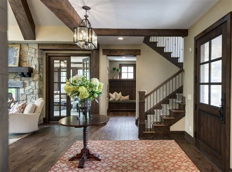 Traditional Lakehouse Design Ideas - Home Bunch Interior