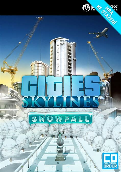 Cities: Skylines - Snowfall - YourGames
