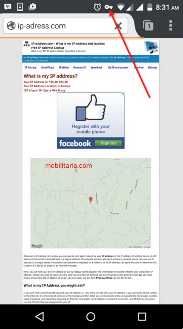 How To Change IP Address On Android Phone – Mobilitaria