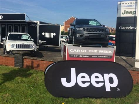 Clareview Car Sales hosts Jeep® event to launch NEW