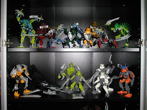 BIONICLE series 6 & 7 image - Lego lover - Mod DB