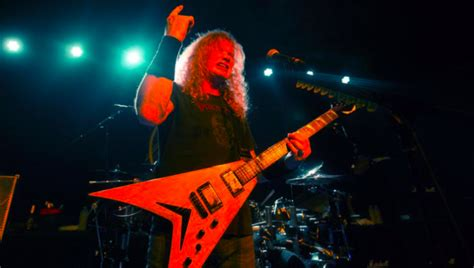 Thrash Metal Band Megadeth To Hold Prayer Service With